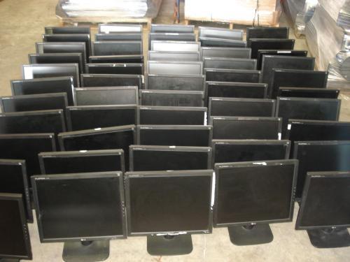 Lotes de computadoras usadas