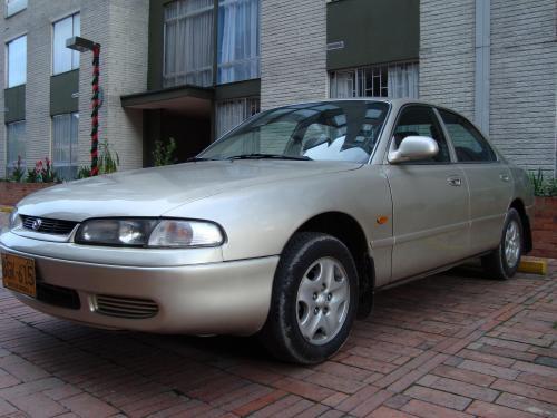 Mazda matsuri sedan mecanico 1996 bogota