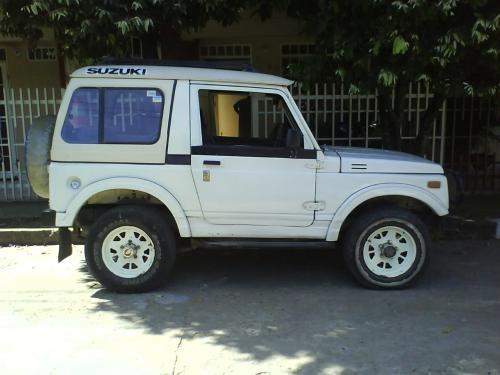 Suzuki sj 410 modelo 1983