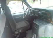 vendo camioneta ford econoline modelo1991