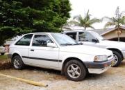 Vendo mazda blanco 323 hs 1.300  año 1995