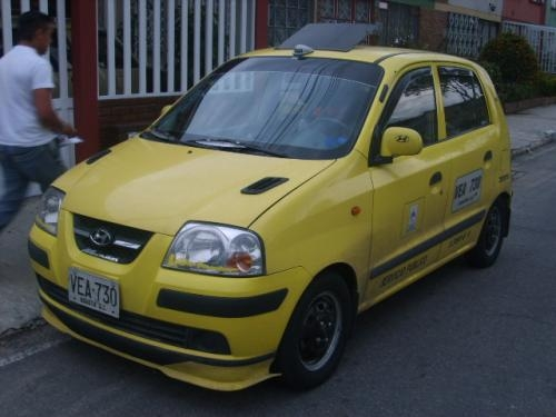 Administracion de taxis... qap & servicios
