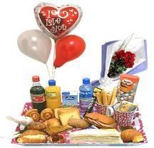 Desayunos a domicilio de amor