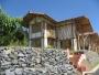 Hospedaje en Cabañas en Guadua Colombia - Santander - Curiti