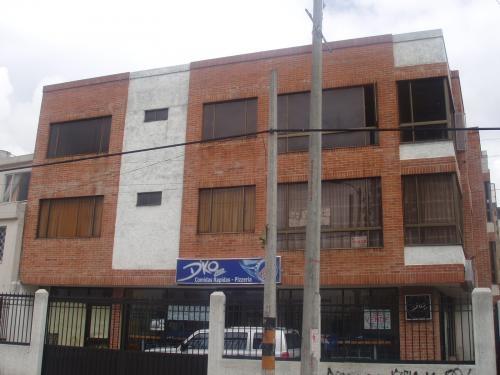 Edificio de apartamentos al norte