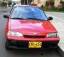 Vendo Chevrolet Swift Rojo 1,3 c.c. 4 Puertas