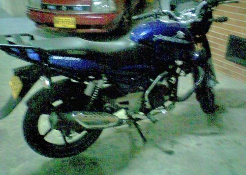 Vendo moto pulsar ii 2008 perfecto estado