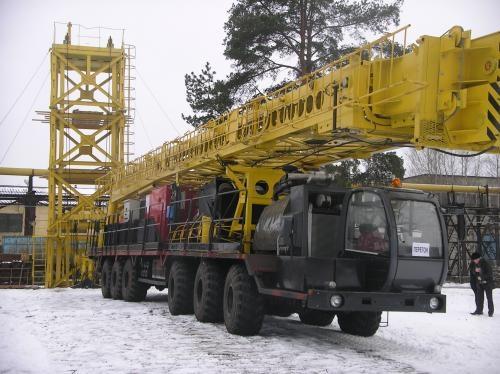 Fotos de Venta de taladros petroleros. 2