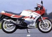 Moto Yamaha Rd 350