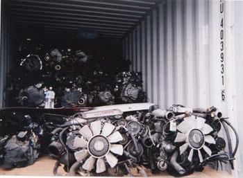 Autos, camiones, maquinas, forklift, repuestos desde japon