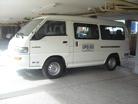Vendo Excelente Económica Vans 12 pasajeros Mitsubishi 2007