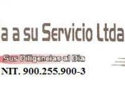 SERVICIO DE MENSAJERIA URBANA Y CIUDADES ALEDAÑAS