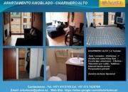 Hermoso Apartamento Amoblado Bogota - Chapinero Alto