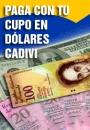 ABACENTER CUPOS CADIVI VIAJERO COMPRO BOGOTA TELEFONO 3102379182