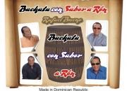 BACHATA CON SABOR A RON-RAFAEL BUENO-J&N RECORDS