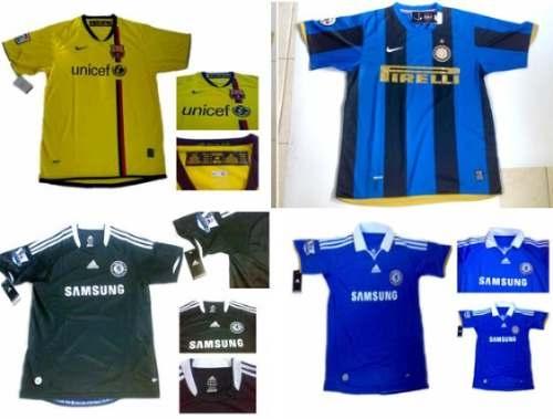 Camisetas futbol equipos europeos 100% originales - en Antioquia ... ad98b590ad16f