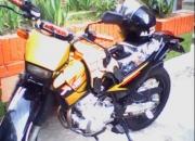 Motoxt 225 4 tiempos personalisada