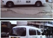 SERVICIO DE TRANSPORTE EN CAMIONETAS TIPO VANS,TURISMO A CUALQUIER PARTE DE COLOMBIA