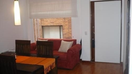 Se arrienda confortable apartamento amoblado en bogota