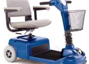 Carro eléctrico para discapacitados