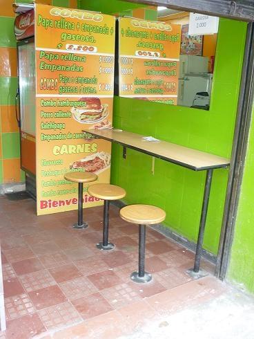 Fotos de Vendo negocio comidas rapidas - sector universitario 2