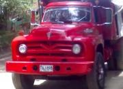 Vendo Volqueta Ford-54