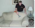 Lavado especializado para muebles, cortinas y tapetes.