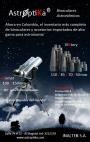 BINOCULARES para ASTRONOMIA de alta gama en Colombia