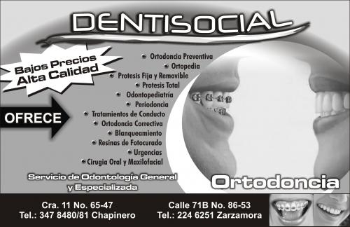 Odontologia general y especializada