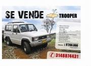 Chevrolet TROOPER