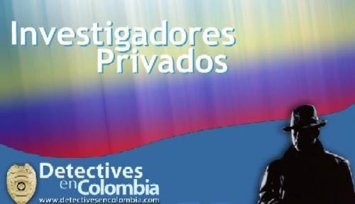 Detectives en colombia
