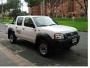 Vendo camioneta Nissan Frontier 2009