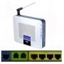 Nuevo equipo que hace las funciones de router, switch y PAP2, todo en uno.