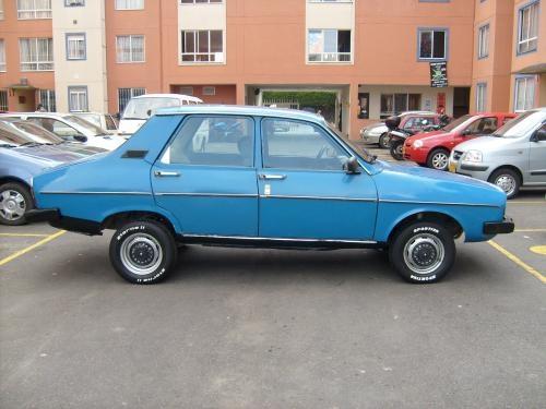 Vendo renault 12 ts 1979