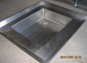 Fabrica de mesones en acero inoxidable