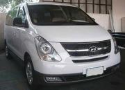 Alquiler de Van Servicio Especial Hyundai Starex 2009 - 11 Pasajeros
