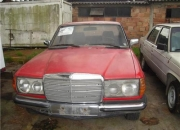 VENDO MERCEDES BENZ PARA REPUESTOS