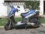 GANGA SE VENDE MOTO  SCOOTER UM GP1 MOD 2008 EXCELENTE ESTADO UNICO DUEÑO, PAPELES AL DIA, NEGRA, DORADO Y AZUL