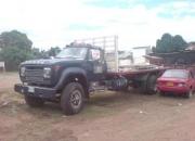 Neiva. Vendo camión Dodge D-600 DIESEL placas públicas.