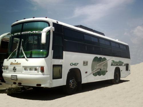 Bus isuzu 580