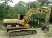 Vendo Excavadora CAT 320C ano 2004