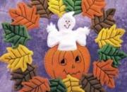 Gana dinero, Crea manualidades en halloween