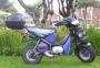 Vendo Yamaha Chappy LB80 automatica con bajo $1.200.000