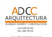 Acabados diseño y construccion adccarquitectura