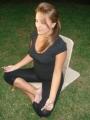 Silla Meditar, Terapias, Estudiar,acampar, Oir Musica, Tv