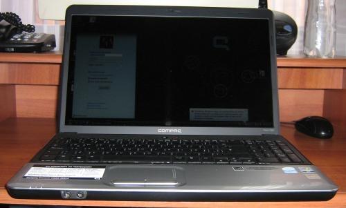 Hp compaq presario 2 gh ram 160 m de dd dvd web cam y graba rotulos en cd