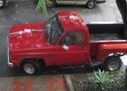vendo camioneta chevrolet c 10 ranchera 83