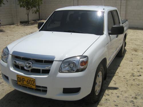 Vendo mazda bt50 4x2 doble cabina mod2008 negociable¡