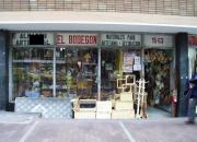 Vendo almacen/ negocio artesania acreditado 25años