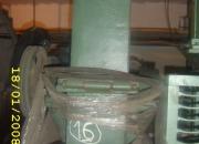 Molino de martillos  y  molino industrial de platos